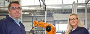 left-to-right-phillip-dawson--technical-trainer-at-northern-skills-group-and-tara-baker--business-development-and-marketing-at-kuka-robotics-873