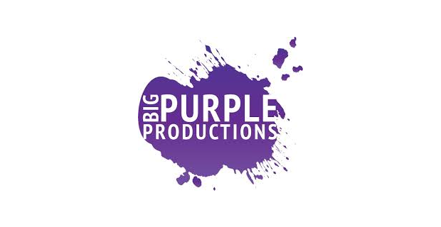 Big Purple Productions  Logo