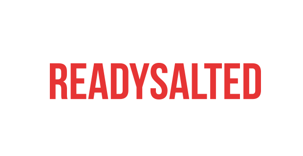 Readysalted Logo