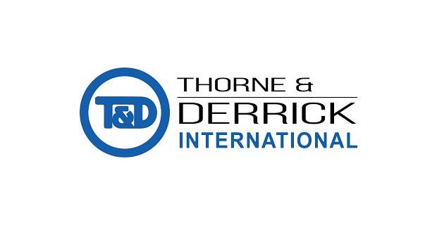 Thorne & Derrick International Logo