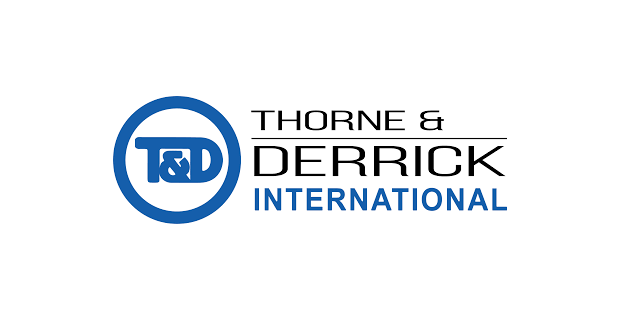 Thorne & Derrick International Logo