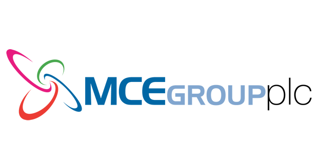 MCE Group Plc Logo