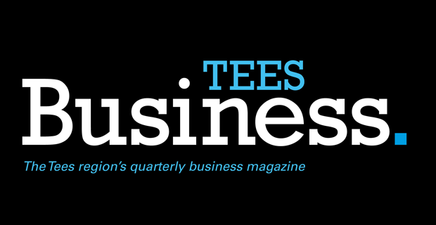 Tees Business Logo