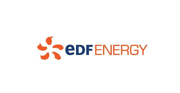 EDF Energy - Hartlepool Power Station Logo