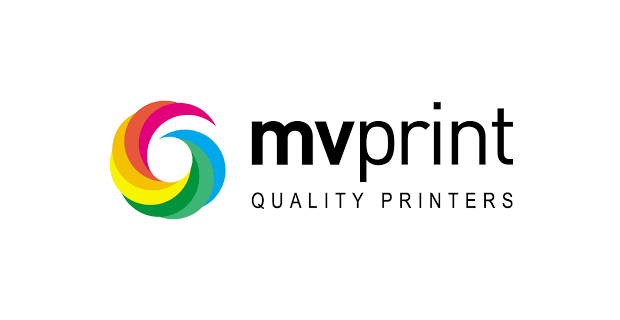 M.V. Print Logo