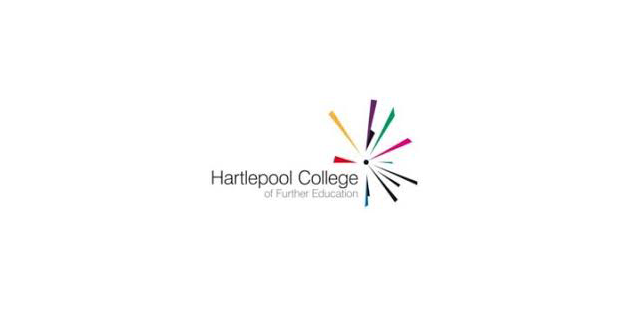 Hartlepool College of Further Education Logo
