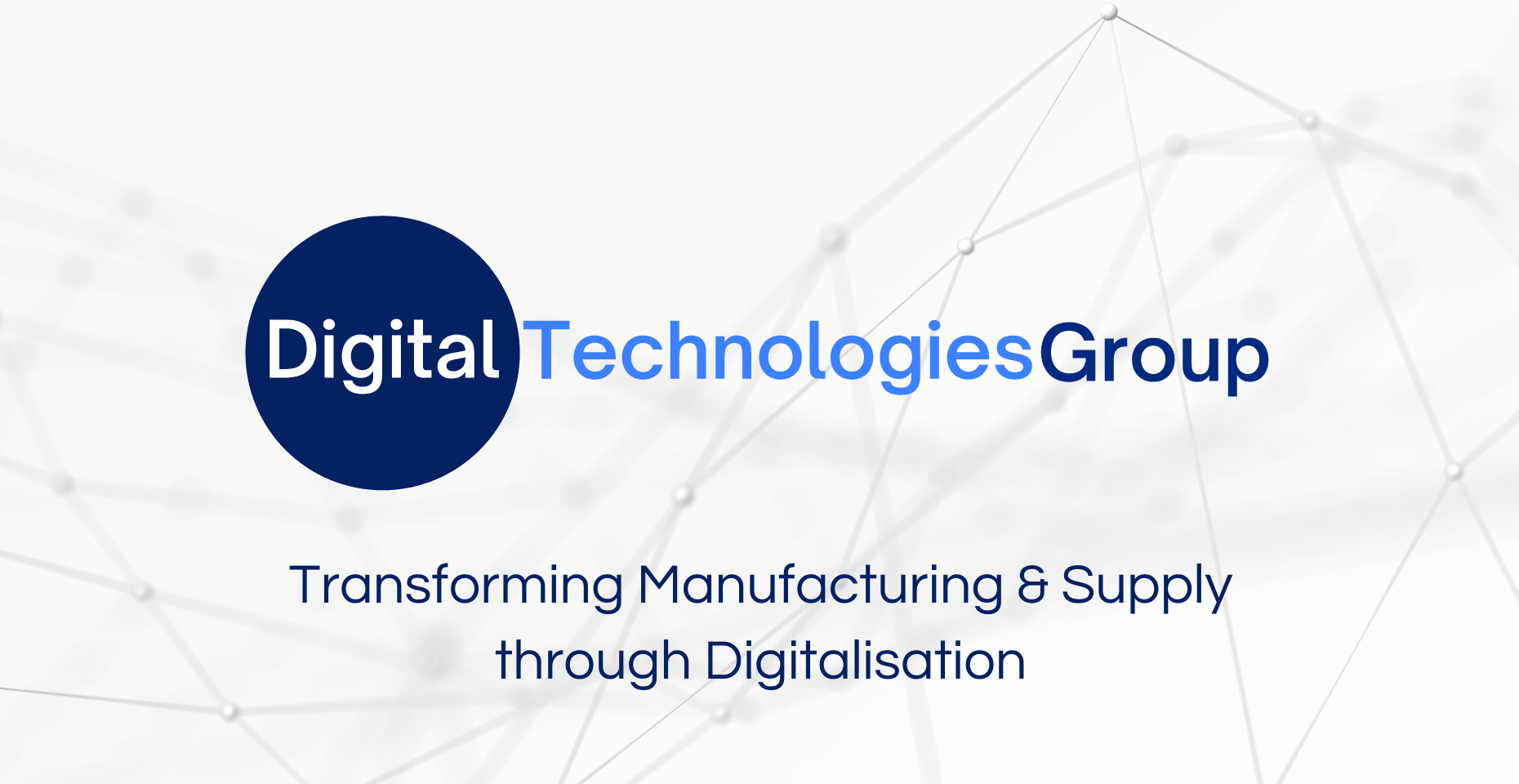 Digital Technologies Group Logo