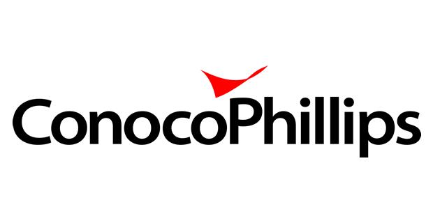ConocoPhillips Petroleum Co. UK  Logo