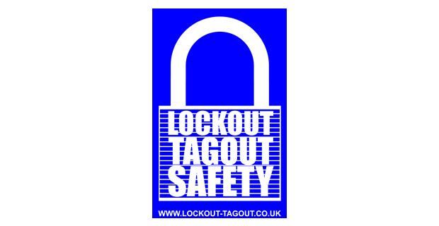 Lockout Tagout Safety  Logo