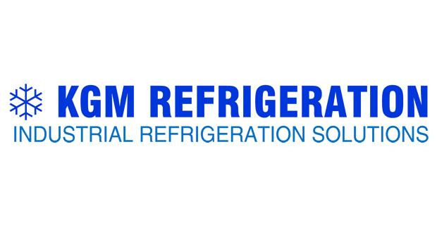 KGM Refrigeration  Logo