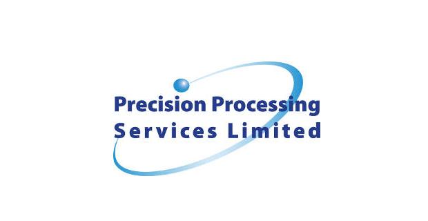 Precision Processing Services  Logo
