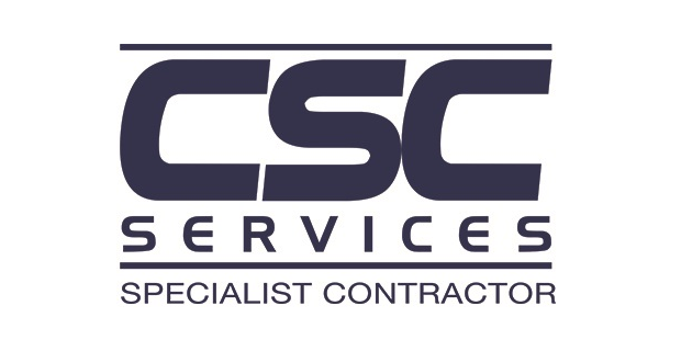 CSC Services UK  (Confined Space Contract Services UK)  Logo