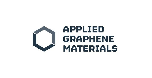 Applied Graphene Materials Ltd Logo