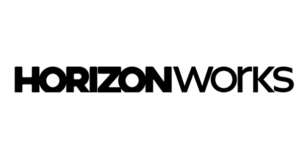 Horizon Works Marketing  Logo
