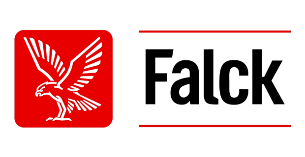 Falck Fire Services UK  Logo