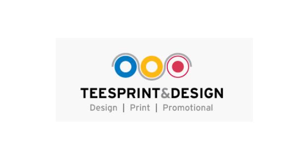 Teesprint & Design Logo
