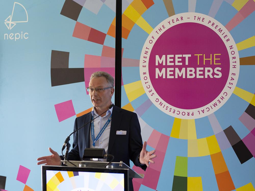 NEPIC MTM 2018 - NEPIC cheif executive, Philip Aldridge